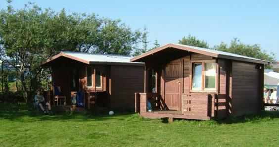 Cabins at Reykjavik Campsite